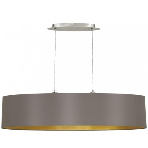 Лампа подвесная Eglo MASERLO 31619 капучино