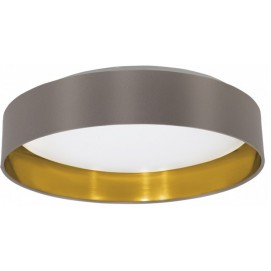 Светильник Eglo 31625 коричневый MASERLO