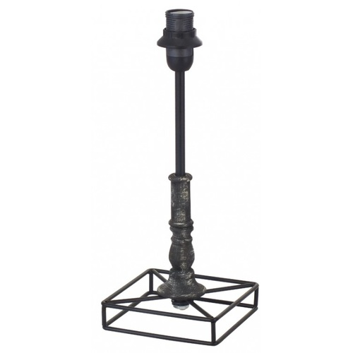 Лампа настольная 1+1 VINTAGE Eglo 49346 черная