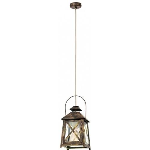 Лампа подвесная Eglo REDFORD 49347 золото