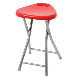 Табурет красный Alan HOME Design 3711