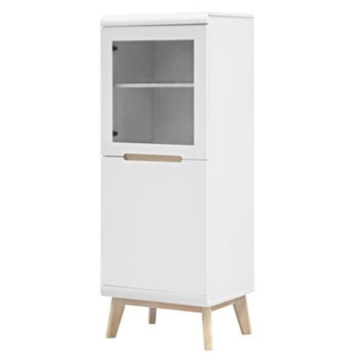 Витрина Jazz 42x54 cm белая Home Design 91760-2