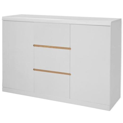 Буфет FUNKY2 42x145 cm белый Home Design 5682