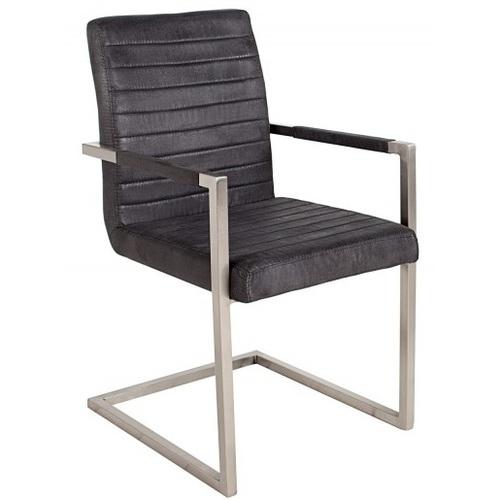 Кресло офисное Big Chief II dark серое 91cm (Z35875) Home Design