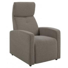Кресло реклайнер бежевое Jude Home Design 6451