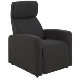 Кресло реклайнер серое Jude Home Design 6450