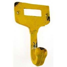 Крючок Single желтый (7730031)  Dyyk