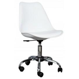 Стул офисный Arianne белый (Z35783) Home Design
