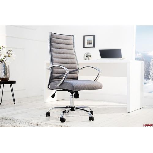 Кресло офисное Big Deal 55cm (Z36106) серое Invicta