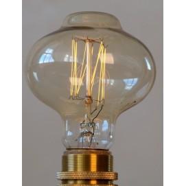 Лампочка Эдисона L80 X-ed с витой вольфрамовой нитью накаливания 110-130LM