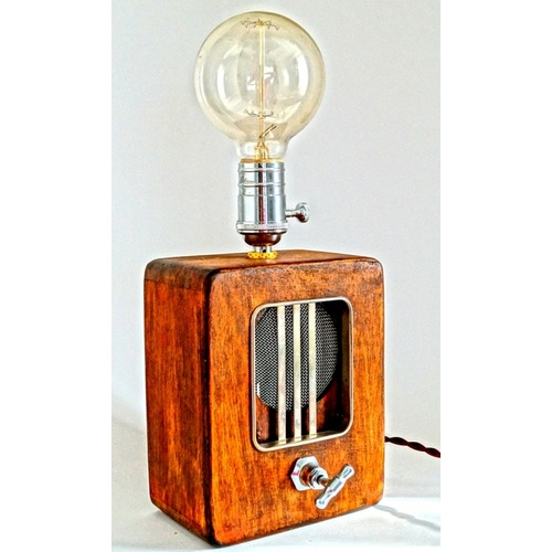 Настольный Светильник Retro Radio X-ed