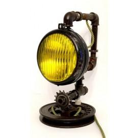 Лампа В Индустриальном Стиле Yellow Light X-ed