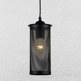Лампа подвесная 75041091-1 черная Thexata