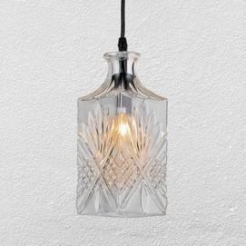 Лампа подвесная 750MD70591B-1 прозрачная Thexata