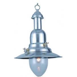 Лампа подвесная LW-43 серебро Signal