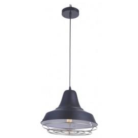 Лампа подвесная LW-97 серая Signal