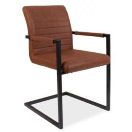 Кресло офисное Solid коричневое Signal
