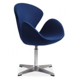 Кресло Devon синее Signal