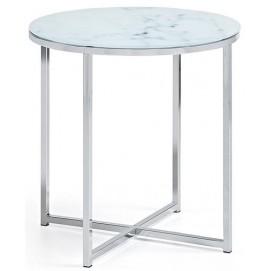 Стол кофейный C336C33 - VIVID Laforma белый