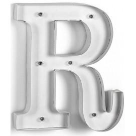 Настенный декор с подсветкой A881R33 - ARMAND Laforma белый