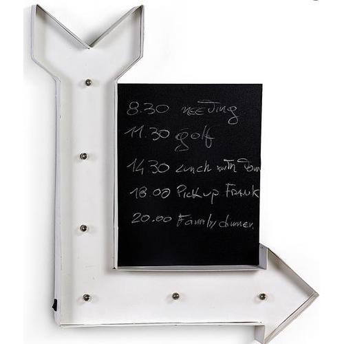 Настенный декор с подсветкой A879E33 - CADE Laforma