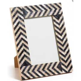 Фоторамка A1006H35 - FOUR Photo Frame 13x18см Laforma черно-белая