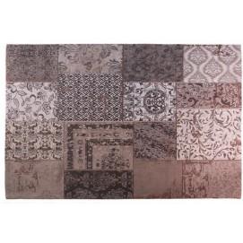 Ковер серый AA0115J03 - SPIROS Carpet 160x230см Laforma