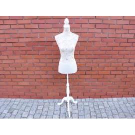 Манекен белый 14ZB16508