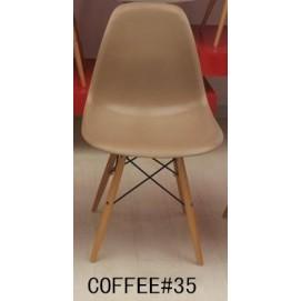 Стул Paris wood Primel кофе ноги дерево