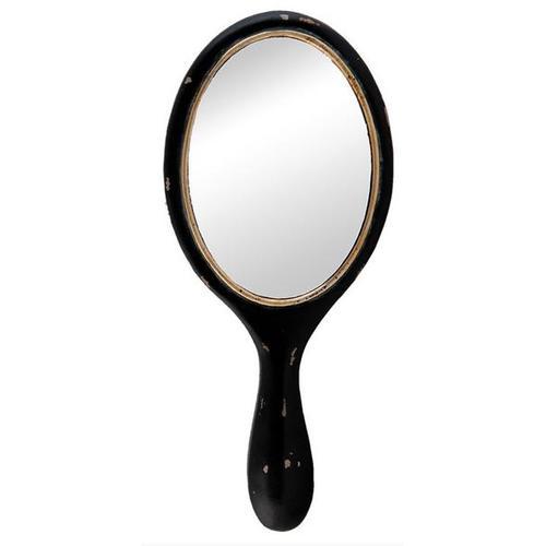 Зеркало с ручкой 10*2*23 см 62S069