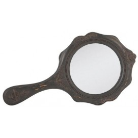 Зеркало с ручкой 12*1*31 см 62S039