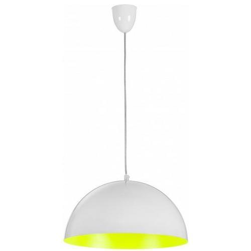 Лампа подвесная 5713 HEMISPHERE белая+желтая Nowodvorski