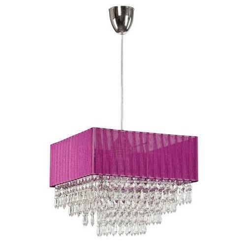 Лампа подвесная Nowodvorski 5490 MODENA розовая