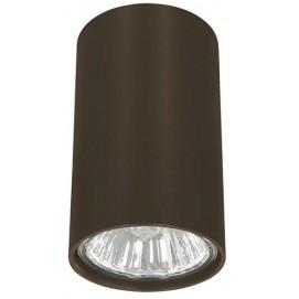 Точечный светильник накладной Nowodvorski 5258 EYE коричневый