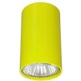 Точечный светильник накладной Nowodvorski 5254 EYE желтый