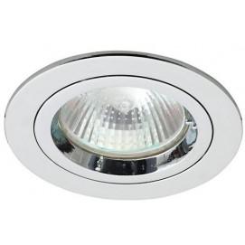 Точечный светильник встраиваемый Nowodvorski 4880 HALOGEN хром