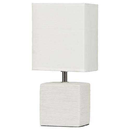 Настольная лампа Nowodvorski 5033 SANTIAGO белая