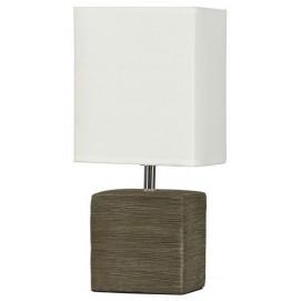 Настольная лампа Nowodvorski 5040 SANTIAGO белая