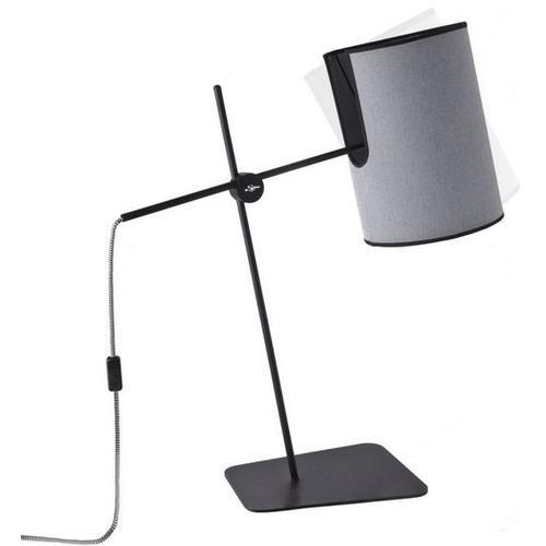 Настольная лампа Nowodvorski 6012 ZELDA серая