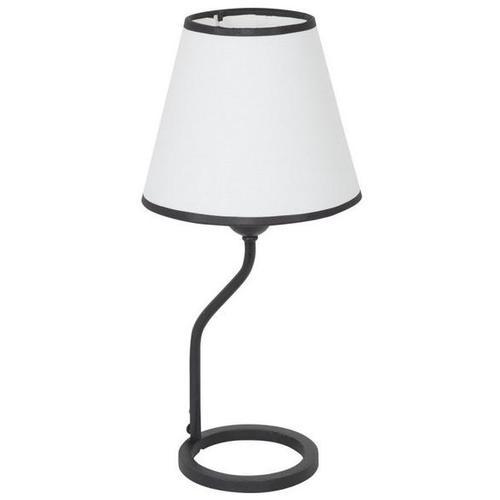 Настольная лампа Nowodvorski 6642 CECILE белая