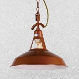 Лампа подвесная 750M23348-1 NEW медь Thexata