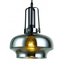 Лампа подвесная 750M23363-1 NEW серая Thexata