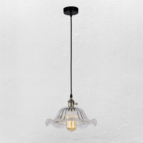 Лампа подвесная 750M23402-1 белая NEW Thexata
