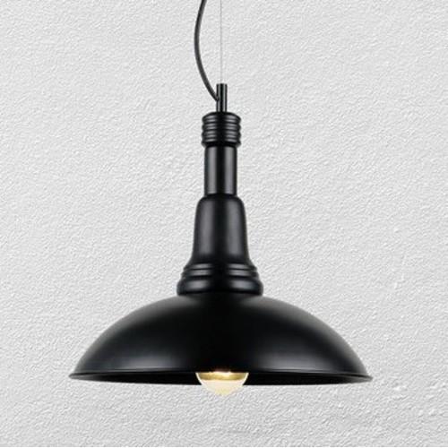 Лампа подвесная 750M23403-1 черная NEW Thexata