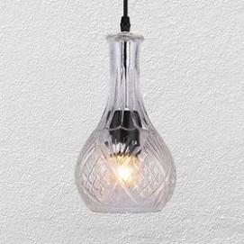 Лампа подвесная 750MD70744B-1 NEW прозрачная Thexata