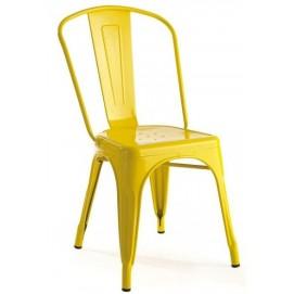 Стул АС-001А желтый Kordo