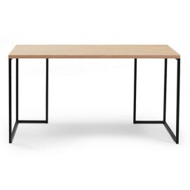 Стол письменный Сube 02 1400 черный Cube 44