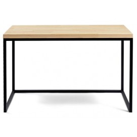 Стол письменный Cube 01 1400 черный Cube 44