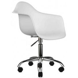 Кресло офисное Paris МС-018А white белое Primel