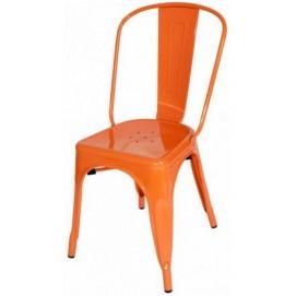 Стул Tolix MC-001A оранжевый Primel